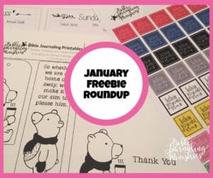 january freebie roundup