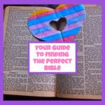 Journal Bible – Your Guide to Finding the Best for Bible Journaling