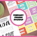 Bible Journaling Freebie Release – Bible Tabs