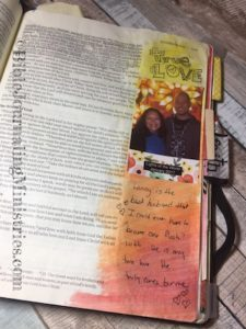 Bible Journal Scrapbooking Course