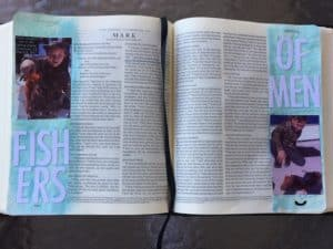 Bible Journal Scrapbooking Course3