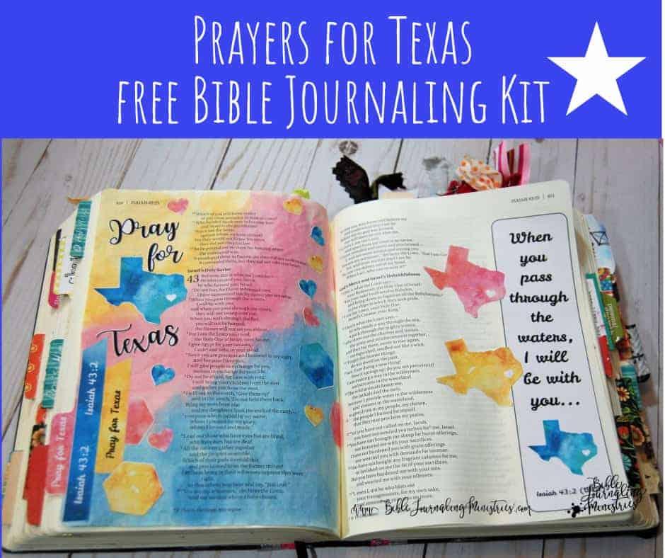 Prayers for Texas