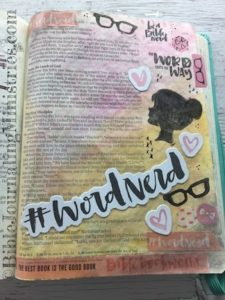 Bible Nerd Word