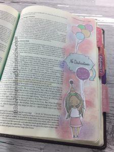 Bible Journaling 1Corinthians7-35