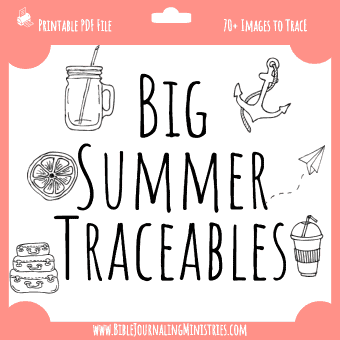 Big Summer Traceables
