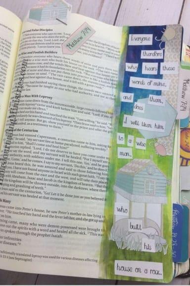 Momentum- Dream Big Matthew 7.24