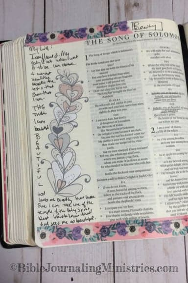 Combating Lies With Truth Song of Solomon 1_16