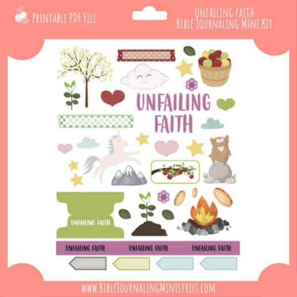 unfailing faith mini