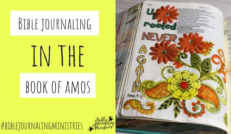 Bible Journaling in the Book of Amos