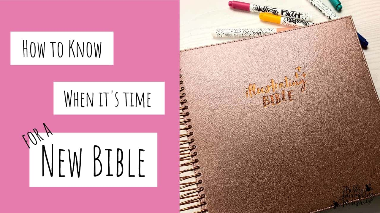 Illustrating Bible – Do You Really Need It?