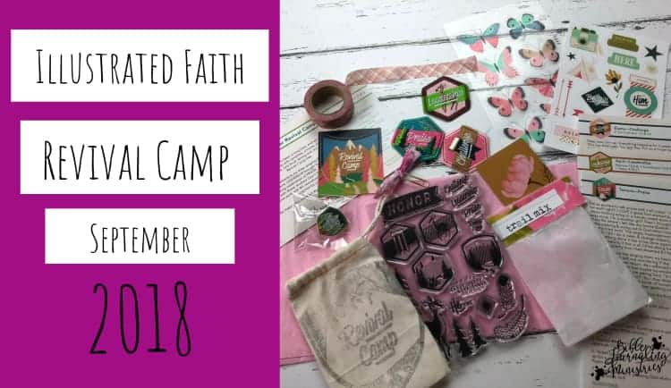 Illustrated Faith Revival Camp September 2018