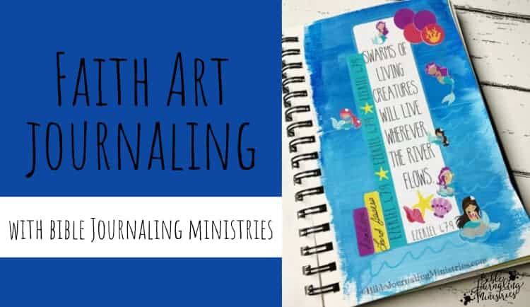 What is Faith Art Journaling?