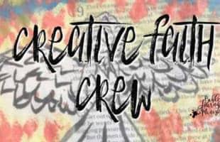 Meet the Creative Faith Crew – 2019 First Term!