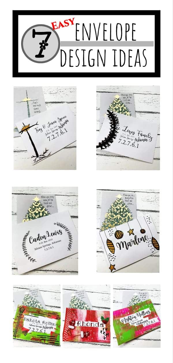 Envelope Design Ideas