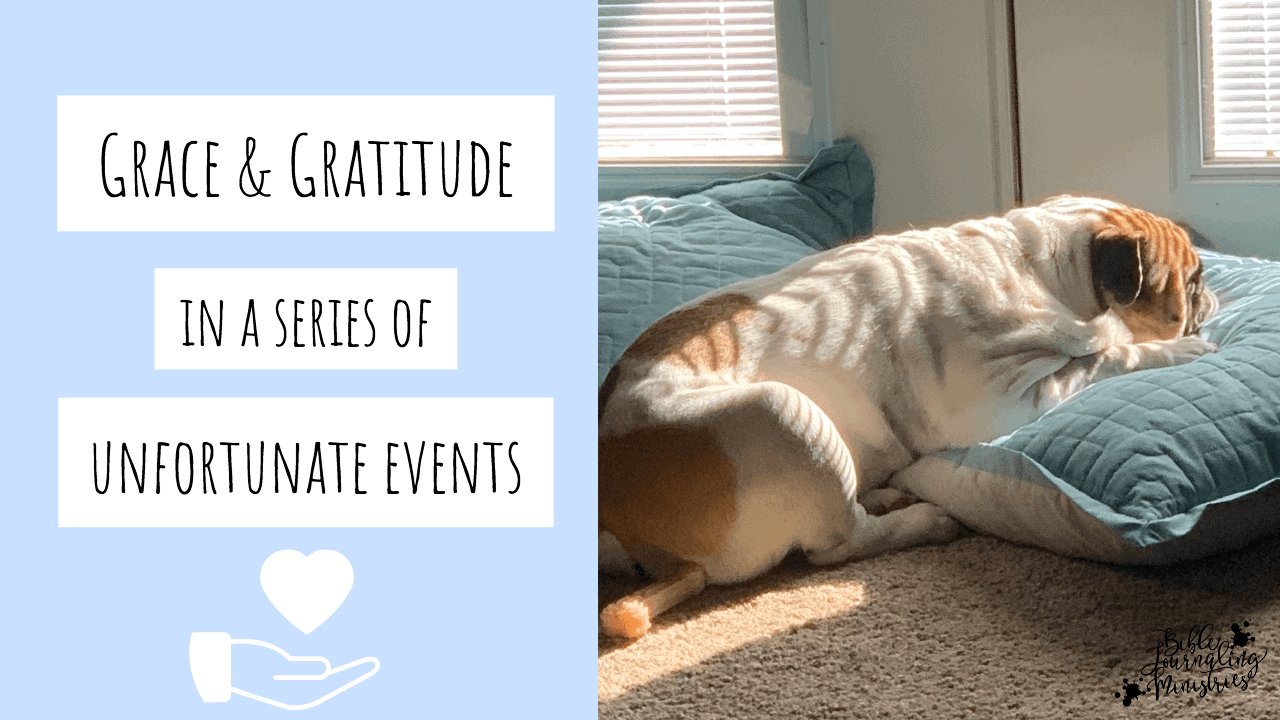 Grace and Gratitude in a Series of Unfortunate Events