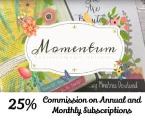 Affiliate Program - Bible Journaling Ministries