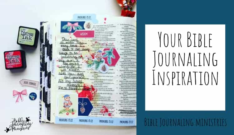 Your Bible Journaling Inspiration