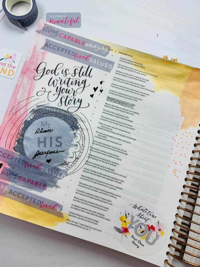 Whats True About You - Your Own Story Bible Journaling KitIMG_2520 2