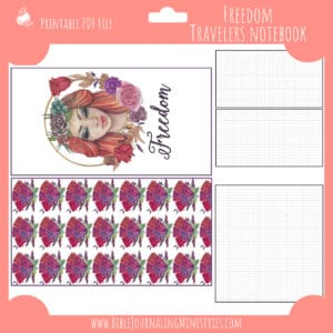 Freedom Notebook Insert