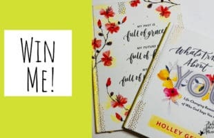 What's True About You Giveaway