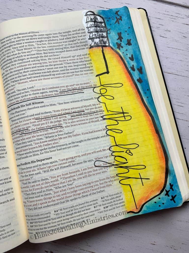 John 8:14