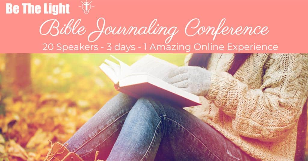 Free Be the Light Bible Journaling Conference Tickets