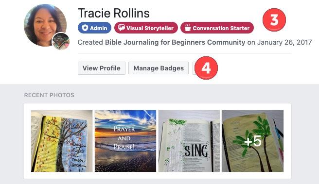 member badges step 3