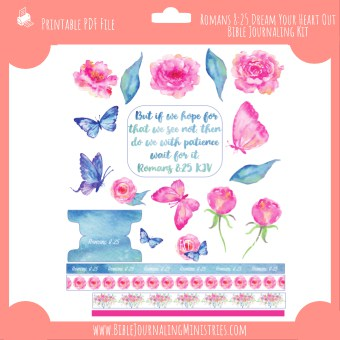dream your heart out freebie
