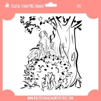 Eve Digital Stamp