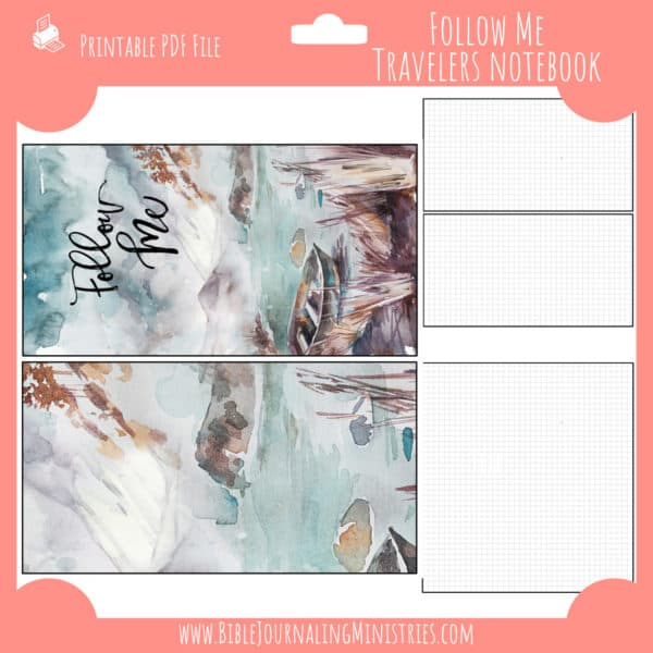 May Notebook Insert