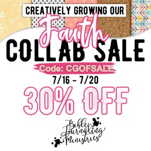 It's Time for a Collaboration Sale and Giveaways!