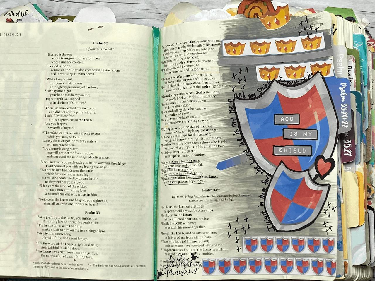 Psalm 33:20-22