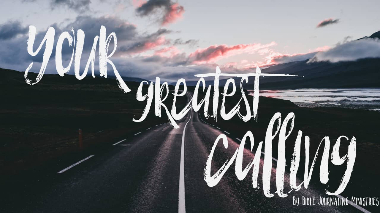31 Verses About Your Calling