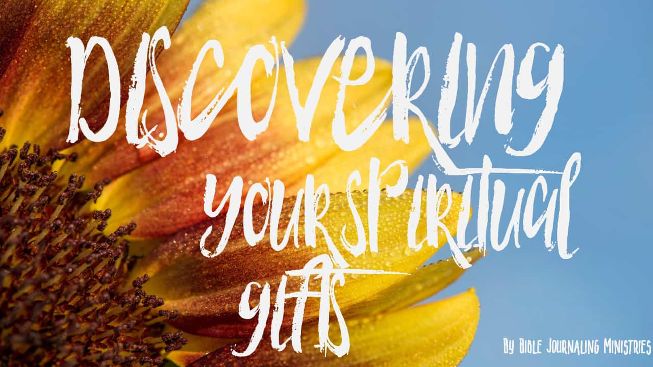 Spiritual Gifts List with Bible Verse References